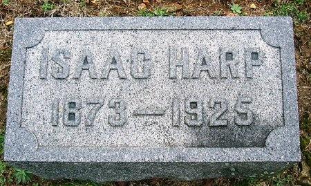 HARP, ISAAC - Jasper County, Missouri | ISAAC HARP - Missouri Gravestone Photos