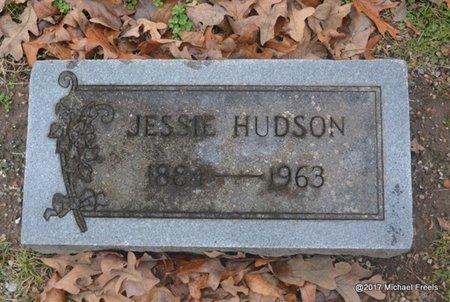HUDSON, JESSIE - Jasper County, Missouri | JESSIE HUDSON - Missouri Gravestone Photos
