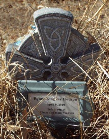 HUDSON, RYHNE KINGSLEY - Jasper County, Missouri   RYHNE KINGSLEY HUDSON - Missouri Gravestone Photos