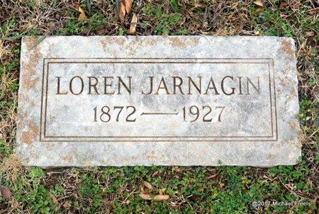 JARNAGIN, LOREN - Jasper County, Missouri | LOREN JARNAGIN - Missouri Gravestone Photos