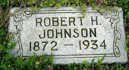 JOHNSON, ROBERT H - Jasper County, Missouri | ROBERT H JOHNSON - Missouri Gravestone Photos