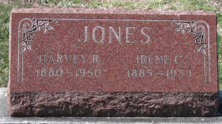 JONES, IRENE C - Jasper County, Missouri | IRENE C JONES - Missouri Gravestone Photos