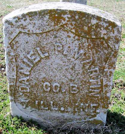 MARTIN, DANIEL P VETERAN CW - Jasper County, Missouri | DANIEL P VETERAN CW MARTIN - Missouri Gravestone Photos