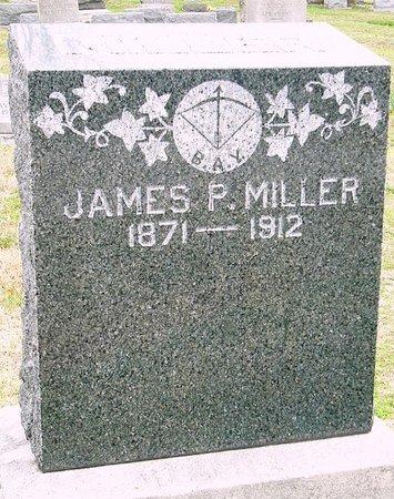 MILLER, JAMES P. - Jasper County, Missouri   JAMES P. MILLER - Missouri Gravestone Photos