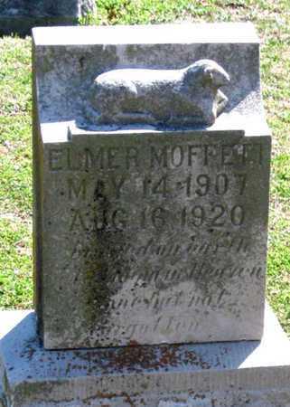 MOFFETT, ELMER - Jasper County, Missouri | ELMER MOFFETT - Missouri Gravestone Photos