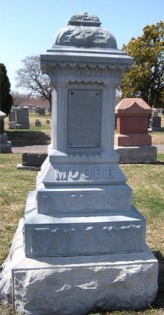MOORE, LILLIE MAY - Jasper County, Missouri | LILLIE MAY MOORE - Missouri Gravestone Photos