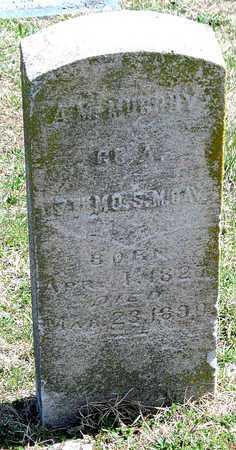 MURPHY, AARON M VETERAN CW - Jasper County, Missouri | AARON M VETERAN CW MURPHY - Missouri Gravestone Photos