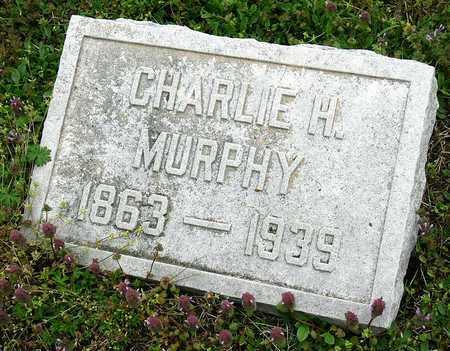 MURPHY, CHARLES H - Jasper County, Missouri   CHARLES H MURPHY - Missouri Gravestone Photos