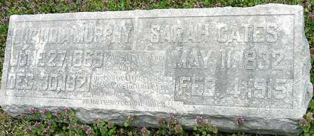 MITCHELL CATES, SARAH - Jasper County, Missouri | SARAH MITCHELL CATES - Missouri Gravestone Photos