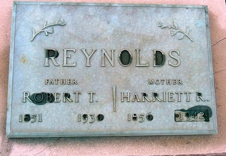 REYNOLDS, ROBERT THOMAS - Jasper County, Missouri | ROBERT THOMAS REYNOLDS - Missouri Gravestone Photos