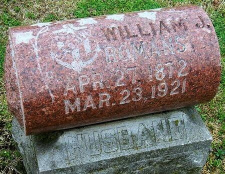 ROMANS, WILLIAM J. - Jasper County, Missouri   WILLIAM J. ROMANS - Missouri Gravestone Photos