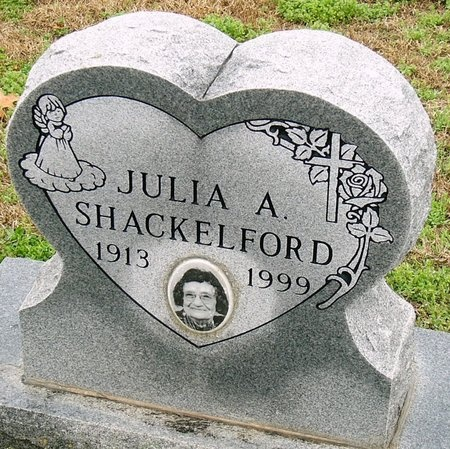 SHACKELFORD, JULIA A. - Jasper County, Missouri | JULIA A. SHACKELFORD - Missouri Gravestone Photos