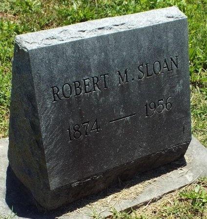 SLOAN, ROBERT M - Jasper County, Missouri   ROBERT M SLOAN - Missouri Gravestone Photos