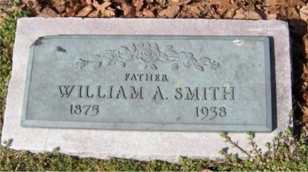 SMITH, WILLIAM A - Jasper County, Missouri   WILLIAM A SMITH - Missouri Gravestone Photos
