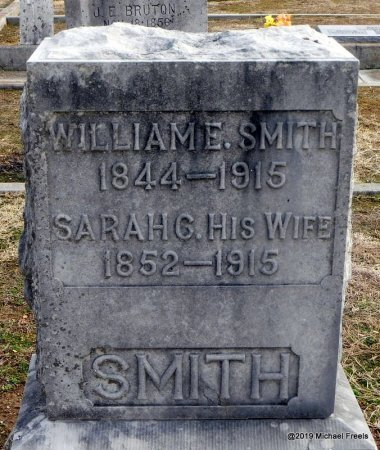 SMITH, SARAH G. - Jasper County, Missouri | SARAH G. SMITH - Missouri Gravestone Photos