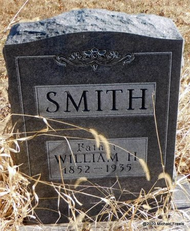 SMITH, WILLIAM H. - Jasper County, Missouri | WILLIAM H. SMITH - Missouri Gravestone Photos