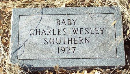 SOUTHERN, CHARLES WESLEY - Jasper County, Missouri | CHARLES WESLEY SOUTHERN - Missouri Gravestone Photos