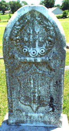 SPENCER, ELIZABETH ANN - Jasper County, Missouri | ELIZABETH ANN SPENCER - Missouri Gravestone Photos