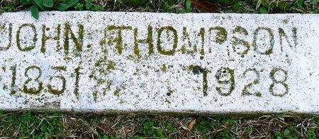 THOMPSON, JOHN H. - Jasper County, Missouri | JOHN H. THOMPSON - Missouri Gravestone Photos