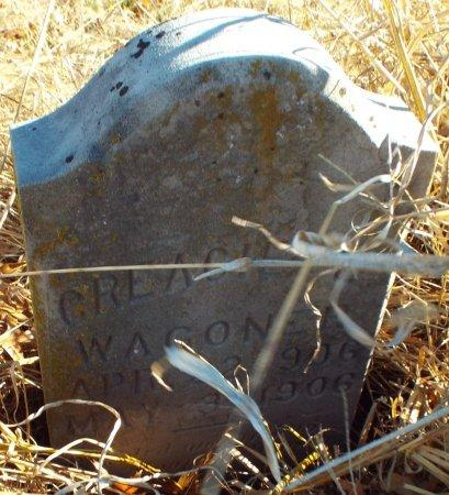 WAGONER, CREACIE L - Jasper County, Missouri | CREACIE L WAGONER - Missouri Gravestone Photos