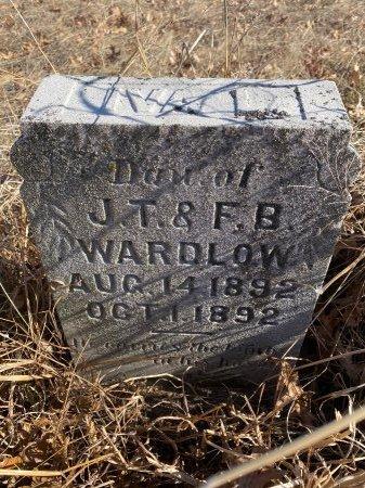WARDLOW, IVA L - Jasper County, Missouri   IVA L WARDLOW - Missouri Gravestone Photos