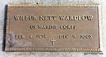 WARDLOW, WILBUR NETT (VETERAN) - Jasper County, Missouri | WILBUR NETT (VETERAN) WARDLOW - Missouri Gravestone Photos