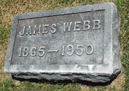 WEBB, JAMES - Jasper County, Missouri   JAMES WEBB - Missouri Gravestone Photos