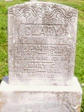 PARRISH CLARY, MARY ETTA - Knox County, Missouri   MARY ETTA PARRISH CLARY - Missouri Gravestone Photos