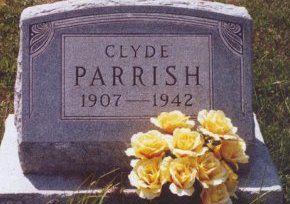 PARRISH, CLYDE ULYSSES - Knox County, Missouri | CLYDE ULYSSES PARRISH - Missouri Gravestone Photos
