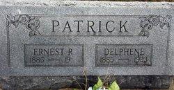 PATRICK, DELPHENE - Knox County, Missouri | DELPHENE PATRICK - Missouri Gravestone Photos