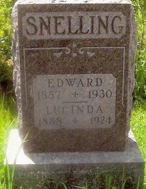 SNELLING, LUCINDA - Knox County, Missouri | LUCINDA SNELLING - Missouri Gravestone Photos