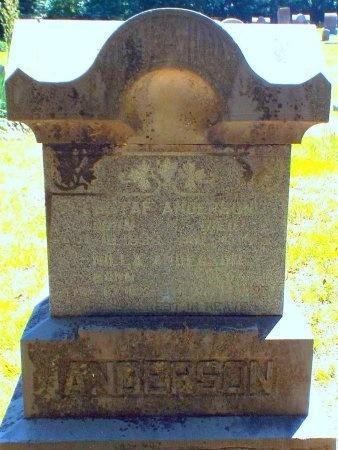 PEHRSDOTTER ANDERSON, NILLA A - Lawrence County, Missouri | NILLA A PEHRSDOTTER ANDERSON - Missouri Gravestone Photos