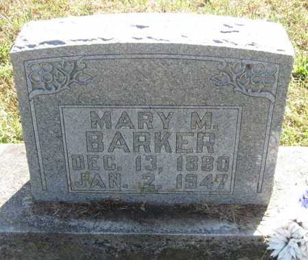 BARKER, MARY MAGDELINE - Lawrence County, Missouri | MARY MAGDELINE BARKER - Missouri Gravestone Photos