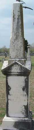 DOUTHITT BEAVEN, SUSAN ANGELINE - Lawrence County, Missouri | SUSAN ANGELINE DOUTHITT BEAVEN - Missouri Gravestone Photos