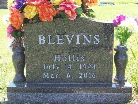 "BLEVINS, TOLLIE ""HOLLIS"" - Lawrence County, Missouri   TOLLIE ""HOLLIS"" BLEVINS - Missouri Gravestone Photos"