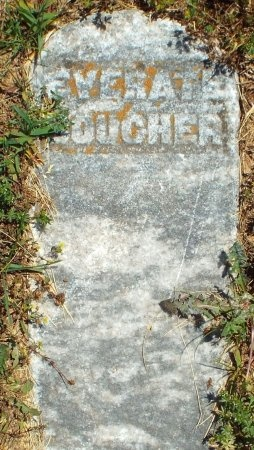 BOUCHER, EVERATE - Lawrence County, Missouri | EVERATE BOUCHER - Missouri Gravestone Photos