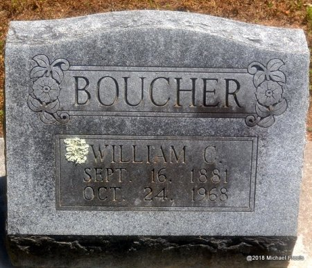 BOUCHER, WILIAM C. - Lawrence County, Missouri | WILIAM C. BOUCHER - Missouri Gravestone Photos