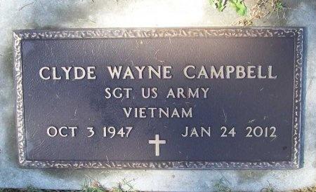 CAMPBELL, CLYDE WAYNE (VETERAN VIET) - Lawrence County, Missouri | CLYDE WAYNE (VETERAN VIET) CAMPBELL - Missouri Gravestone Photos