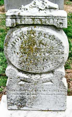 COLLINS, BODY - Lawrence County, Missouri | BODY COLLINS - Missouri Gravestone Photos