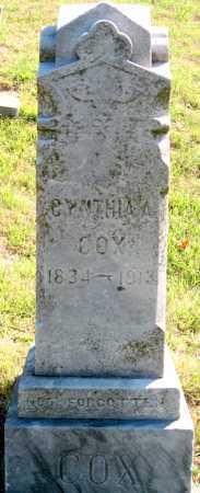 COX, CYNTHIA ANNE - Lawrence County, Missouri | CYNTHIA ANNE COX - Missouri Gravestone Photos