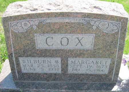 COX, MARGARET - Lawrence County, Missouri | MARGARET COX - Missouri Gravestone Photos