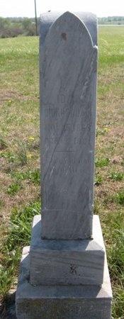 CUNNINGHAM, IDA - Lawrence County, Missouri | IDA CUNNINGHAM - Missouri Gravestone Photos