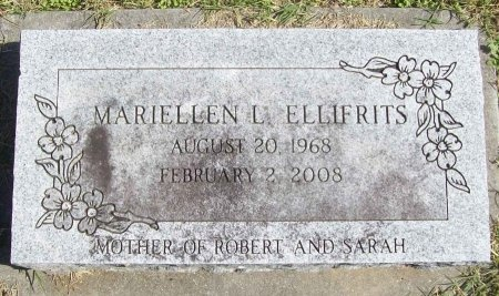ELLIFRITS, MARIELLEN L. - Lawrence County, Missouri | MARIELLEN L. ELLIFRITS - Missouri Gravestone Photos