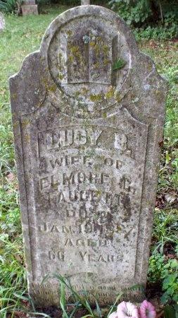 FAUCETT, LUCY B - Lawrence County, Missouri | LUCY B FAUCETT - Missouri Gravestone Photos