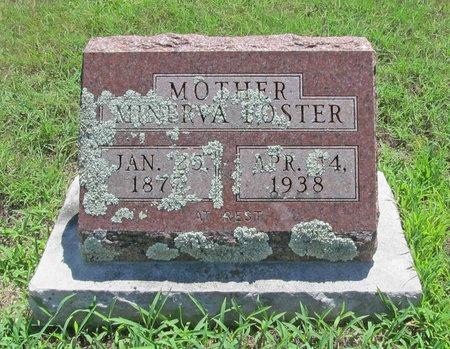 FOSTER, MINERVA - Lawrence County, Missouri   MINERVA FOSTER - Missouri Gravestone Photos