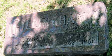 GILLINGHAM, ELIZABETH - Lawrence County, Missouri   ELIZABETH GILLINGHAM - Missouri Gravestone Photos