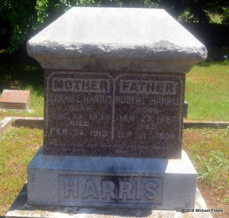 HARRIS, SARAH E. - Lawrence County, Missouri | SARAH E. HARRIS - Missouri Gravestone Photos