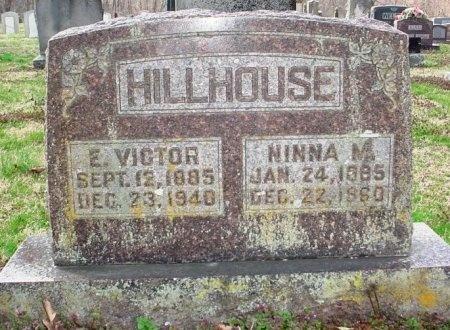 HILLHOUSE, E. VICTOR - Lawrence County, Missouri | E. VICTOR HILLHOUSE - Missouri Gravestone Photos