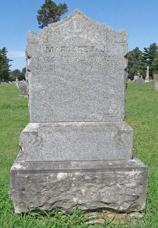 LECOMPTE, MARGARET J - Lawrence County, Missouri   MARGARET J LECOMPTE - Missouri Gravestone Photos