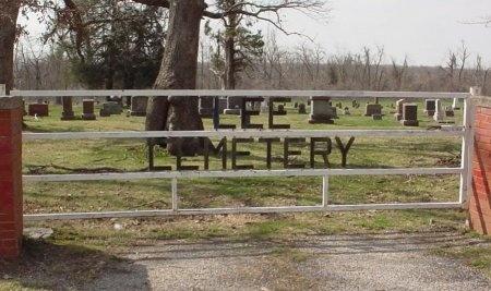 *LEE CEMETERY,  - Lawrence County, Missouri |  *LEE CEMETERY - Missouri Gravestone Photos